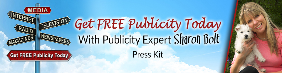 Get Free Publicity Today Press Kit