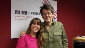 Sharon and Mike Read